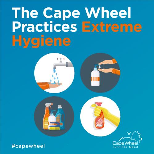 Cape Wheel covid-19-awareness